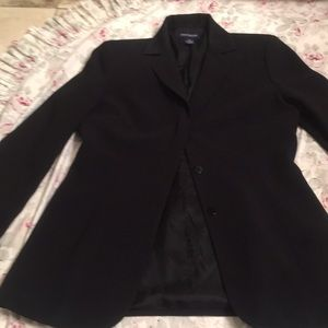 Ann Taylor black blazer ! Basic black fitted